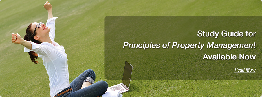 New Principles of Property Management Guide Available Now