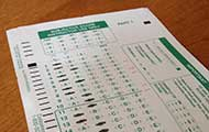 Scantron Cards and the Exam