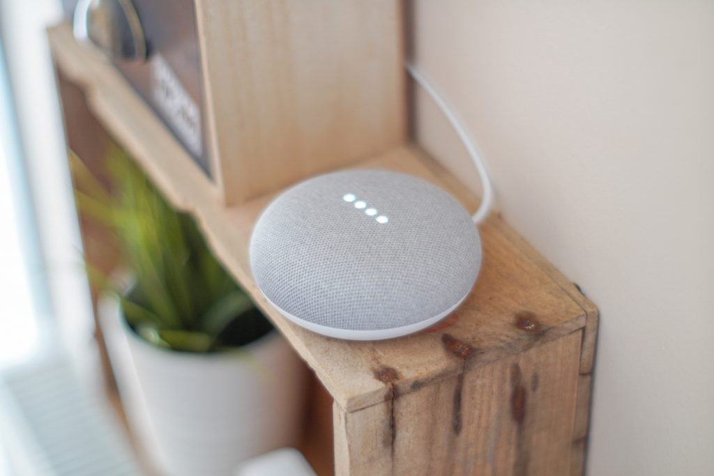 Smart Home Voice Enabled Assistant
